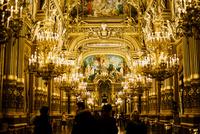 オペラ・ガルニエ内の大広間