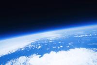 バルーンで撮影した北海道上空からの宇宙 ふうせん宇宙撮影