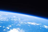 高度30000mから撮影した宇宙と地球の境界 ふうせん宇宙撮影 ふうせん宇宙撮影