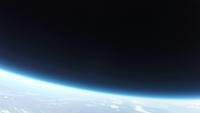 東京上空から見た地球と宇宙の境界 地球の輪郭 02740000309| 写真素材・ストックフォト・画像・イラスト素材|アマナイメージズ