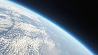 日本上空から見た地球 宇宙に浮かぶ青い惑星 02740000311| 写真素材・ストックフォト・画像・イラスト素材|アマナイメージズ
