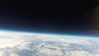 天から見下ろした青い星 02740000314| 写真素材・ストックフォト・画像・イラスト素材|アマナイメージズ