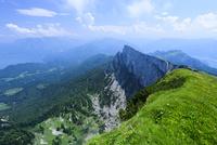 シャフベルク山 山頂からの眺望