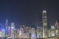 香港 夜景 ヴィクトリアハーバー