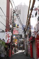 京橋の街並み