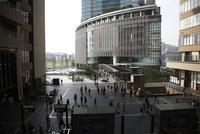 大阪ステーションシティとグランフロント大阪