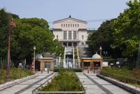 大阪市立美術館 02768000422| 写真素材・ストックフォト・画像・イラスト素材|アマナイメージズ