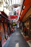 鶴橋 02768000434| 写真素材・ストックフォト・画像・イラスト素材|アマナイメージズ
