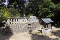 花山院菩提寺の花山法皇御廟所