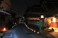 竹内街道 灯路祭り