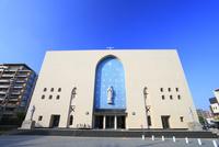カトリック玉造教会(大阪カテドラル聖マリア大聖堂)