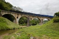 蒸気機関車 「SL銀河」C58