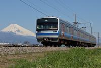 富士山と伊豆箱根鉄道