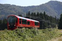ジョイフルトレイン 「雪月花」えちごトキめき鉄道