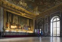 ヴェルサイユ宮殿 ヘラクレスの間 02785000004| 写真素材・ストックフォト・画像・イラスト素材|アマナイメージズ