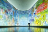 世界最大級の絵画「電気の妖精」パリ市立近代美術館