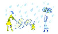 雨降り 02795000016| 写真素材・ストックフォト・画像・イラスト素材|アマナイメージズ