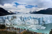 パタゴニアのペリトモレノ氷河