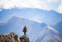 ペルー・ウルバンバの先住民ケチュア族