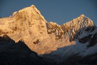ワスカラン国立公園のワンドイ峰