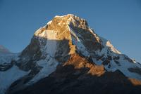 ペルー最高峰ワスカラン北峰