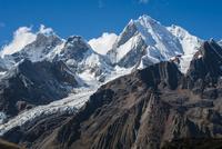 ペルー第二の高峰:ワイワッシュ山群のイェルパハ峰