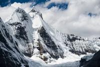 ワイワッシュ山群のヒリシャンカ峰
