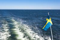 オーランド諸島からストックホルムへのクルージング 02818000001| 写真素材・ストックフォト・画像・イラスト素材|アマナイメージズ