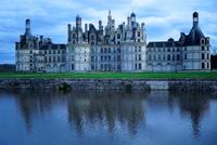 フランス ロワール地方のシャンボール城