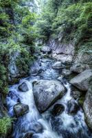 昇仙峡に流れる清流 02822000017| 写真素材・ストックフォト・画像・イラスト素材|アマナイメージズ