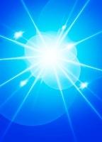 光線イメージ