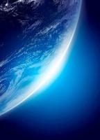 地球の夜明け 07000000962| 写真素材・ストックフォト・画像・イラスト素材|アマナイメージズ