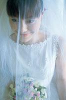 ウェディングドレスの女性 07092000463| 写真素材・ストックフォト・画像・イラスト素材|アマナイメージズ