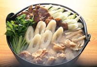 きりたんぽ鍋 20005000270| 写真素材・ストックフォト・画像・イラスト素材|アマナイメージズ
