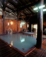 後生掛温泉内風呂 20005002222| 写真素材・ストックフォト・画像・イラスト素材|アマナイメージズ