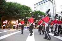 仙台七夕星の宵祭りのパレード