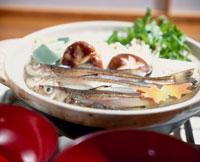 秋田県郷土料理しょっつる鍋