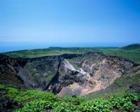 三原山火口
