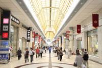 仙台市のアーケード街 マーブルロード