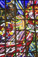 仙台駅内のステンドグラス 20005006725| 写真素材・ストックフォト・画像・イラスト素材|アマナイメージズ