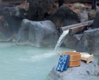 温泉イメージ 蔵王温泉 山形県 20005007971| 写真素材・ストックフォト・画像・イラスト素材|アマナイメージズ