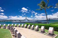 USSボーフィン潜水艦博物館公園 ハワイ