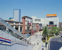 仙台駅東口 宮城県