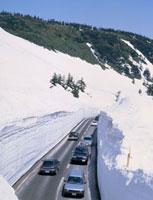 八幡平アスピーテライン雪の回廊 岩手県
