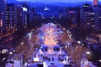 さっぽろ雪まつり 北海道