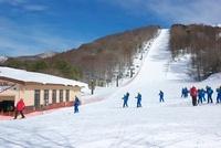 箕輪スキー場 福島県