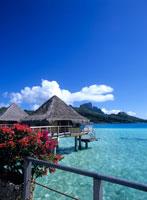 モアナビーチホテル ボラボラ島