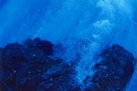 北硫黄島近海の海底火山