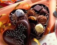 バレンタインチョコレート 20013000220| 写真素材・ストックフォト・画像・イラスト素材|アマナイメージズ