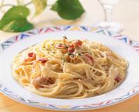 スパゲティ(カルボナーラ)